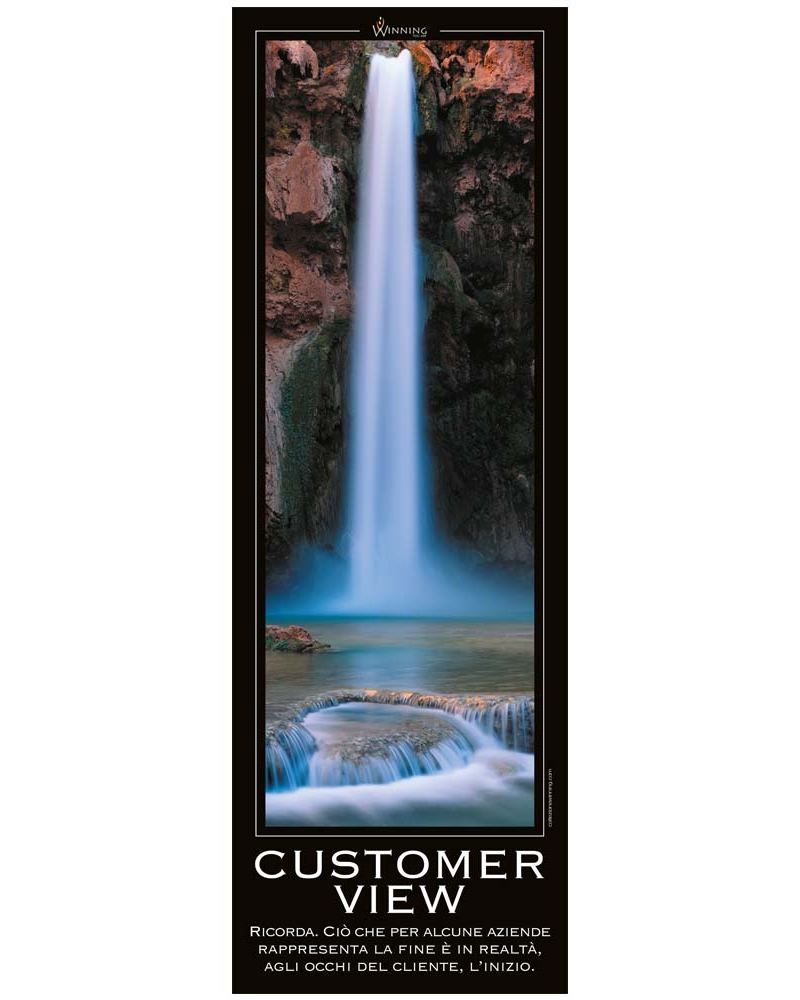 Customer View - Cascata