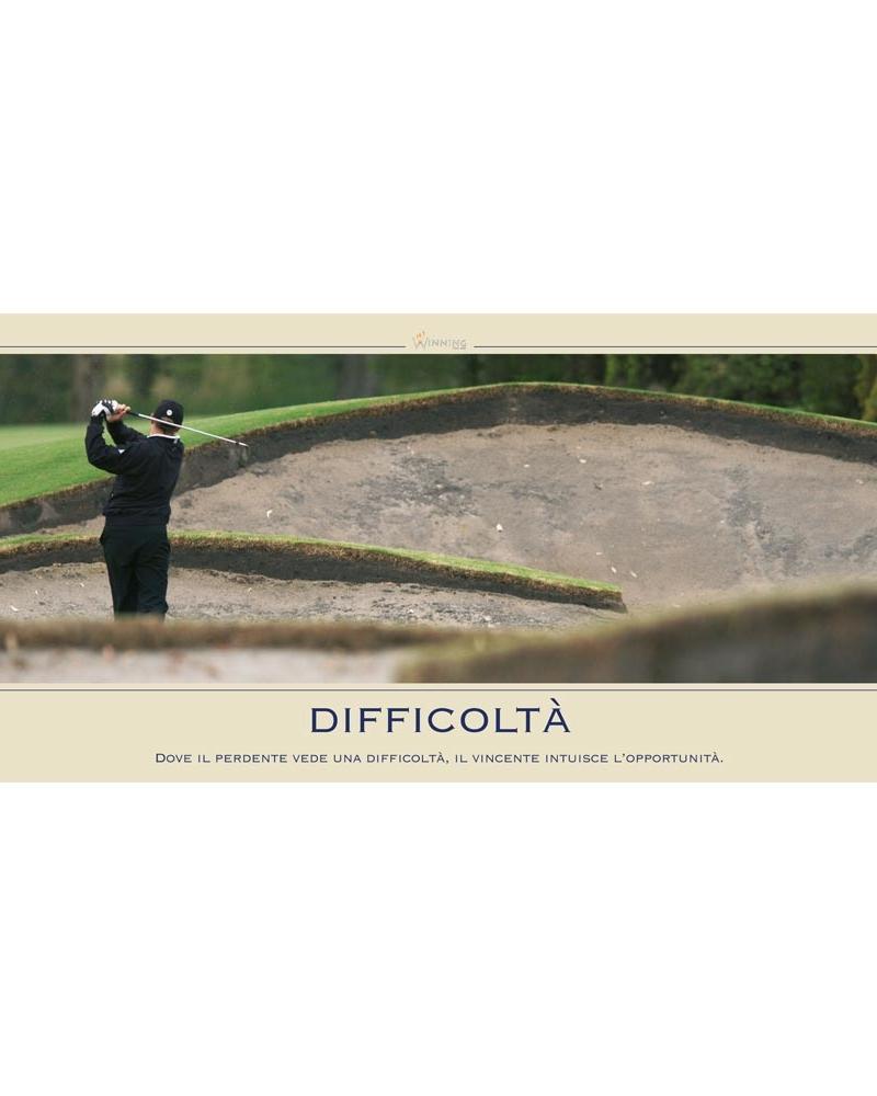 Difficoltà - Golf