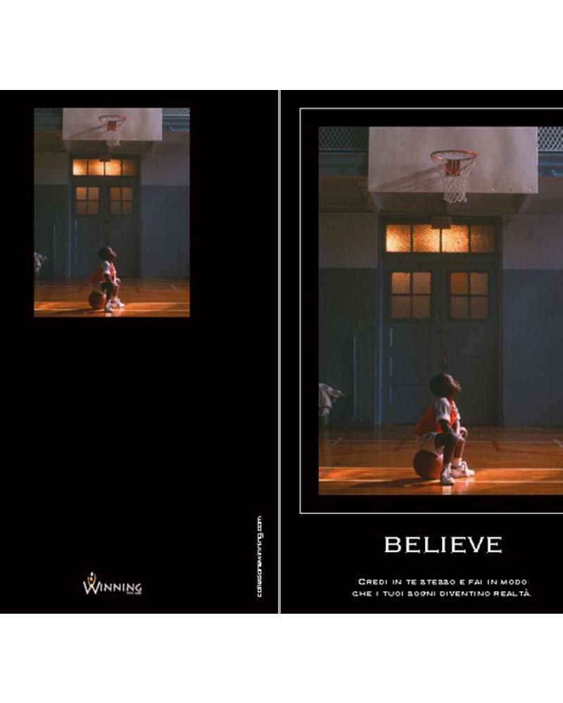 Believe - Canestro