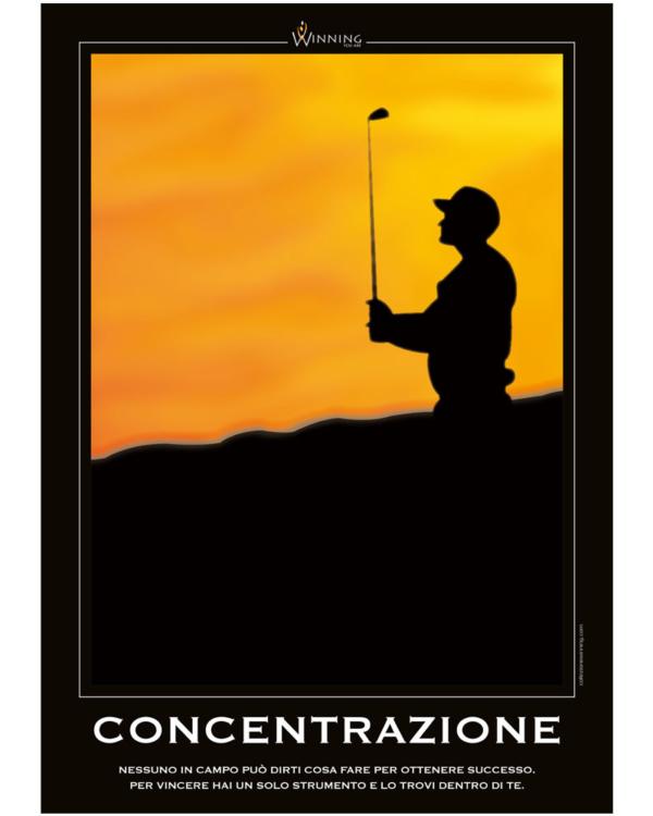 Concentrazione - Golf