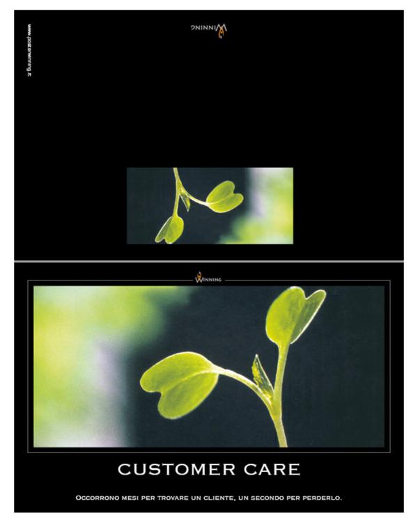 Customer Care - Piantina