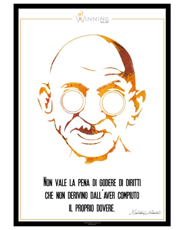 Gandhi - Dovere
