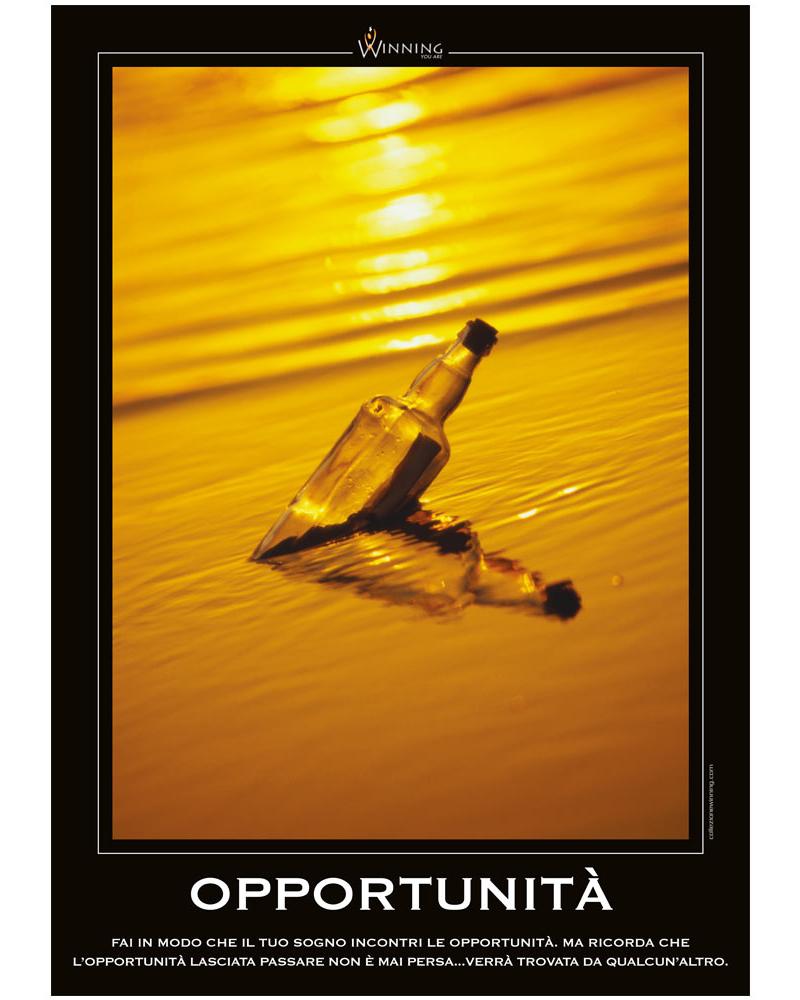 Opportunità - Bottiglia