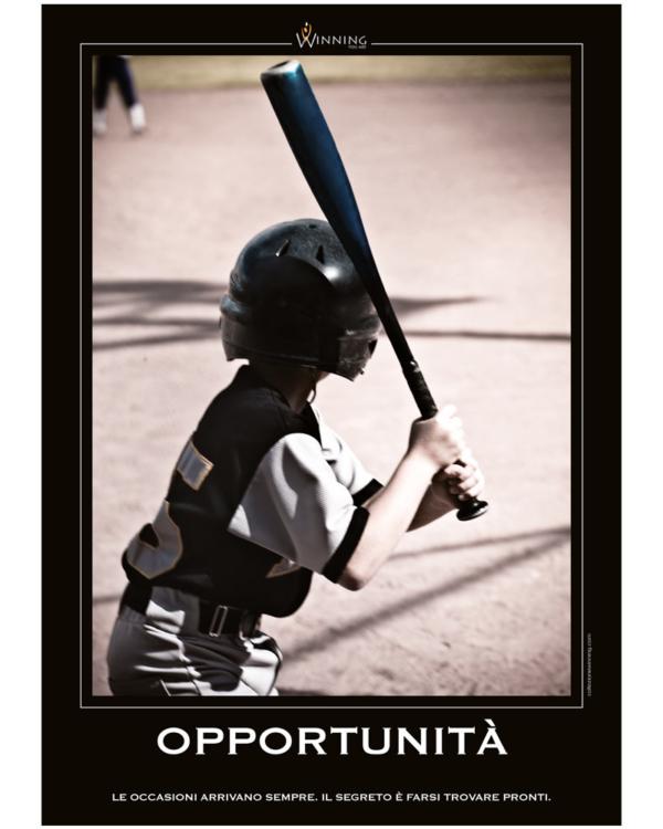 Opportunità - Baseball