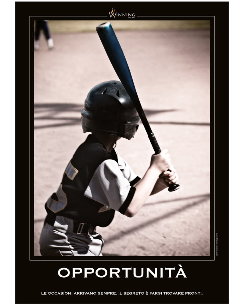 Opportunità - Baseball