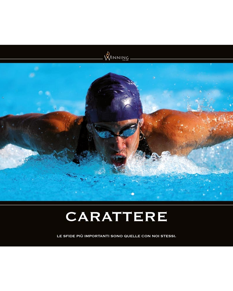 Carattere - Nuoto