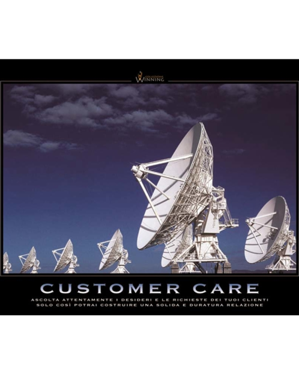 Customer Care - Parabola