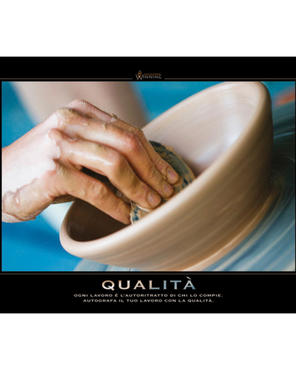 Qualità - Vaso