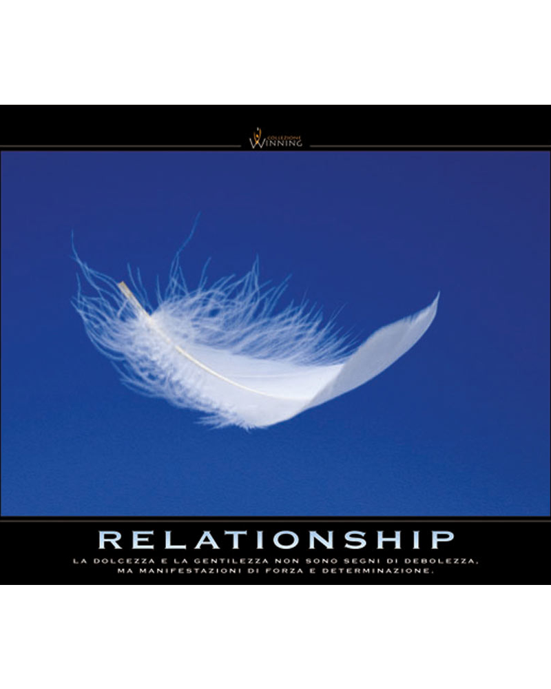 Relationship - Piuma