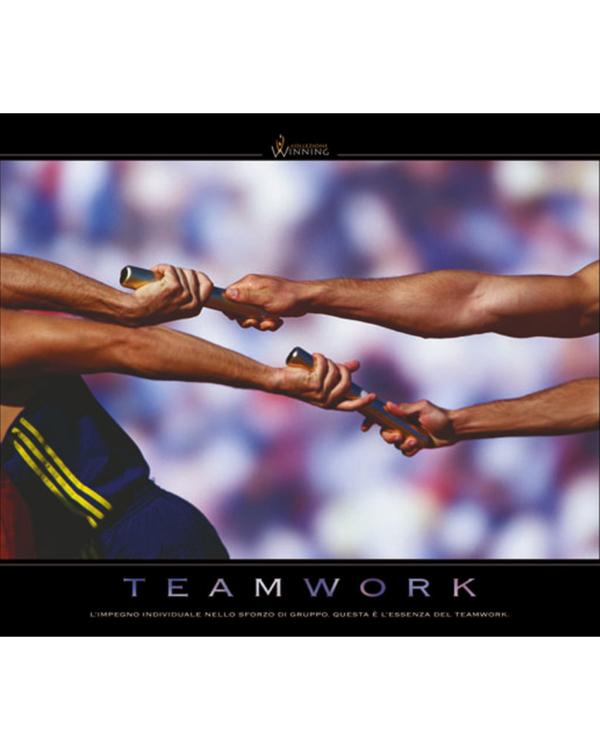 Teamwork - Testimone