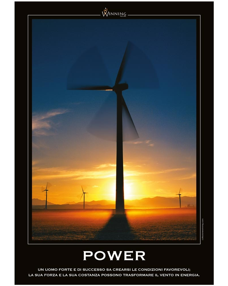Power - Wind Turbine