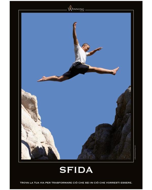 Sfida - Salto