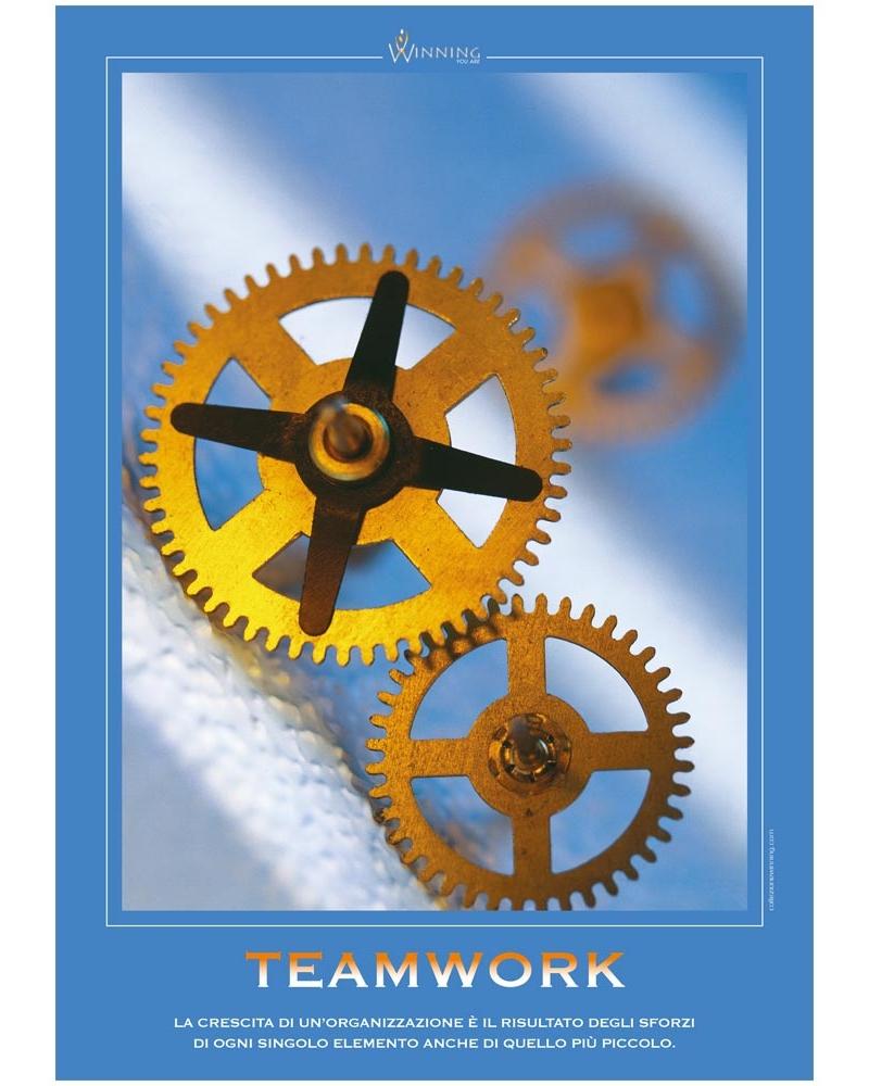 Teamwork - Ingranaggio