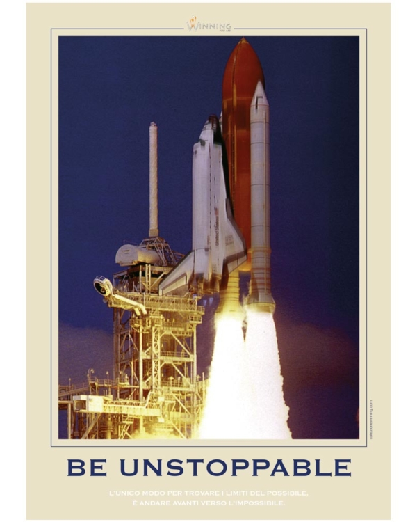 Be Unstoppable - Shuttle