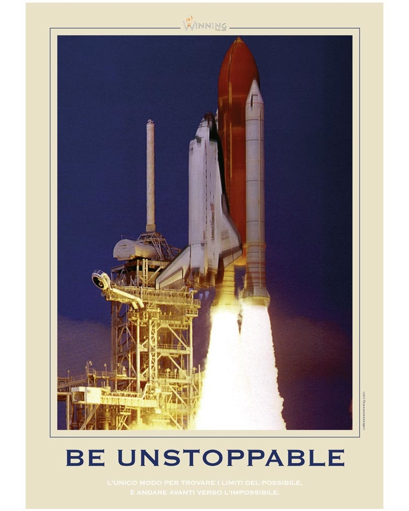Be Unstoppable - Shuttle